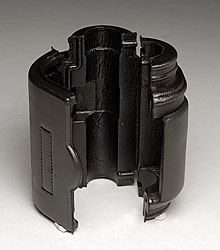 Thermoformed case insert