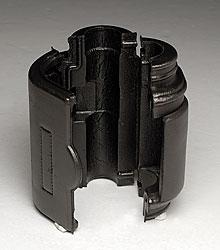 Custom thermoformed case insert