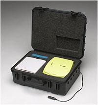 Custom foam insert for medical case