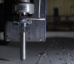 Waterjet foam cutting for box and case inserts