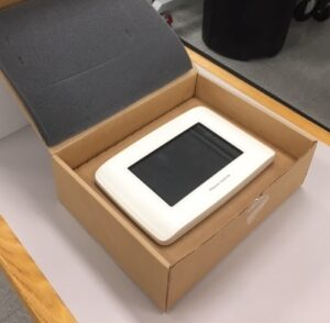 Corrugated box insert for instruments and electronics