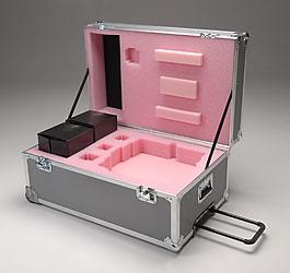 Foam inserts for cases, custom cut